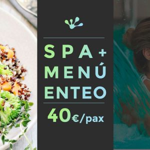 spa + menu enteo