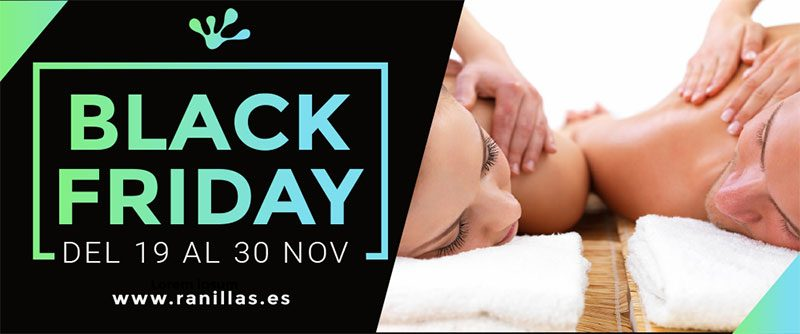 BLACK FRIDAY RANILLAS URBAN CLUB